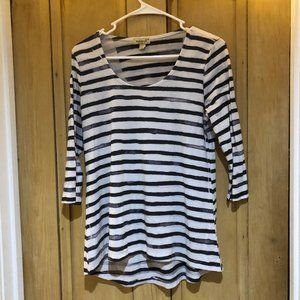 Tops - Faded Striped Shirt